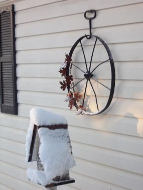 Best 25+ Wagon Wheels Ideas On Pinterest | Wagon Wheel Decor, Wagon Wheel  Garden And Wagon Wheel