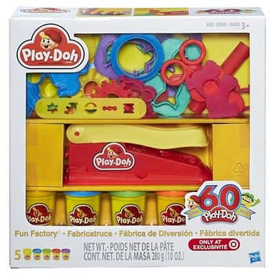 Play-Doh Fun Factory Retro Pack