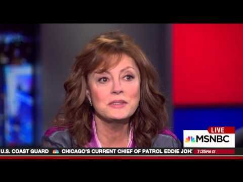 The Immoral Minority: How Susan Sarandon single-handedly turned me against Bernie Sanders supporters.