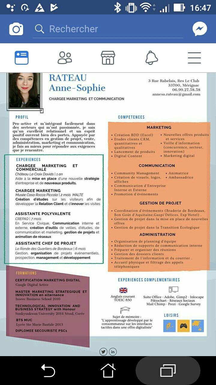 Epingle Par Aude Delapanouse Sur Cv Lettre De Motivation Lettre De Motivation Gratuite Rediger Un Cv