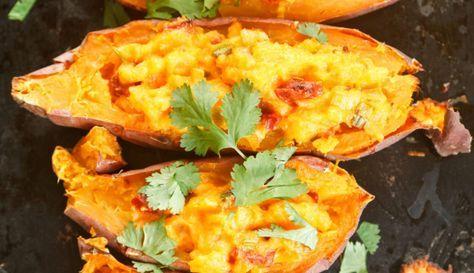 Zoete aardappel isanders dan je misschien zou denken een groente (en dus geen officiële aardappel), zit…
