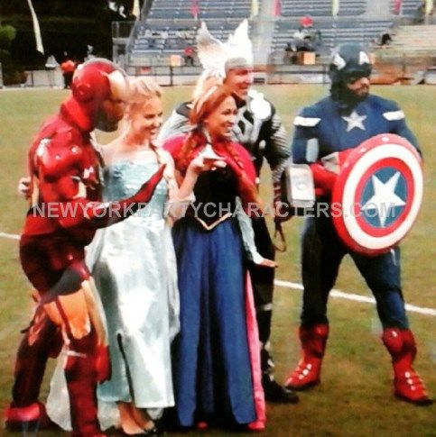 Bringing characters to life with New York party characters. Be the parent that hires superman , batman , captain america or princess elsa to the kids birthday party. New York is the place to be for entertainment so why not bring that special party to you.  http://www.newyorkpartycharacters.com  #new_york_party_characters #new_york_character_parties