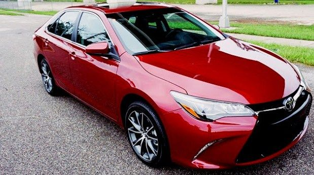 2016 Toyota Camry Xse V6 Specifications Camry Pinterest