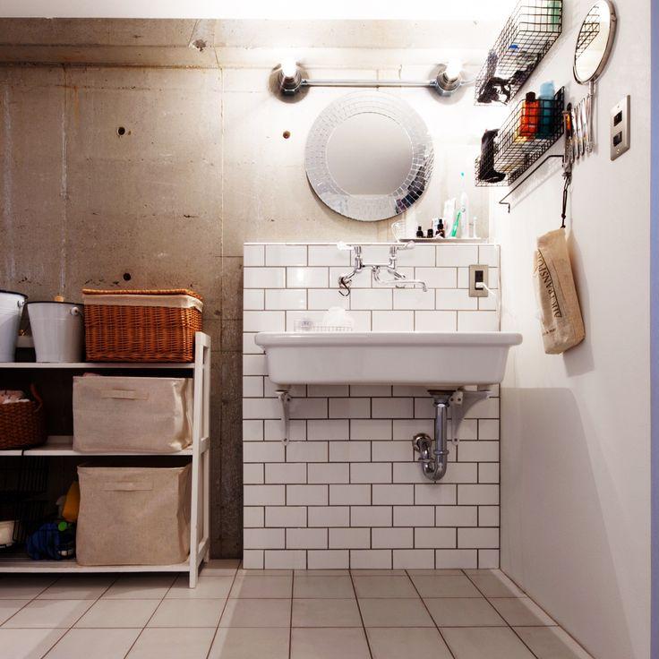 NYスタイルがお手本!サブウェイタイルの素敵空間   RoomClip mag   暮らしとインテリアのwebマガジン