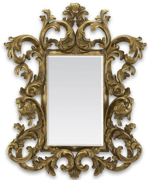 342 best images about on pinterest baroque for Miroir rectangulaire baroque