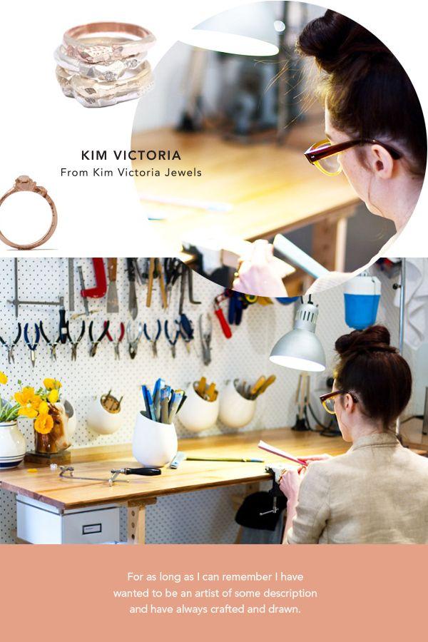 Kim Victoria / The designBLEND