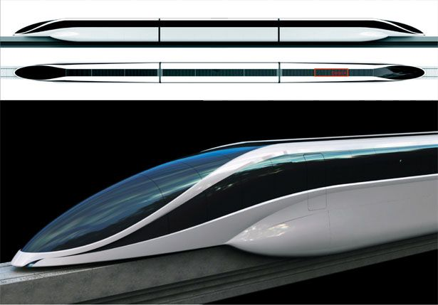 maglev | Discover the EOL Maglev Levitating Mass Transit Luxury Train