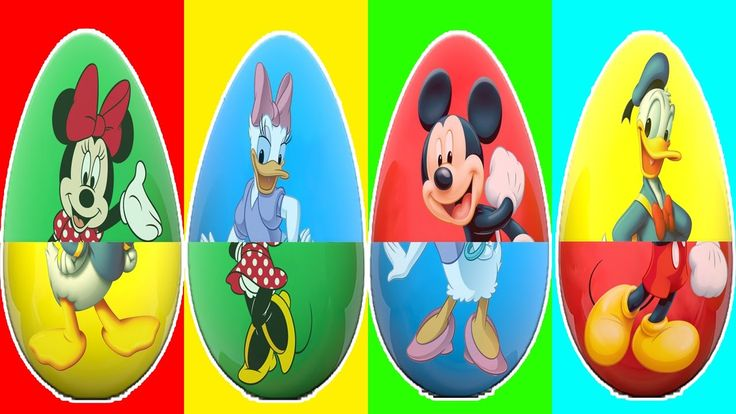 Colors for Kids to Learn Wrong Heads Eggs Donald Duck Mickey Mouse Minnie Mouse Goofy Daisy for Kids Colors for Kids to Learn Wrong Heads Eggs Donald Duck Mickey Mouse Minnie Mouse Goofy Daisy for Kids https://youtu.be/TxcOc6dARmM #ColorsforKids to Learn #WrongHeads #Eggs #Mickey #Minnie #Goofy #Daisy #FingerFamily #NurseryRhymes Hi everyone and welcome to Colors For Children To Learn YouTube channel. On this channel we focus on entertaining and educating kids of all ages (toddlers preschool…