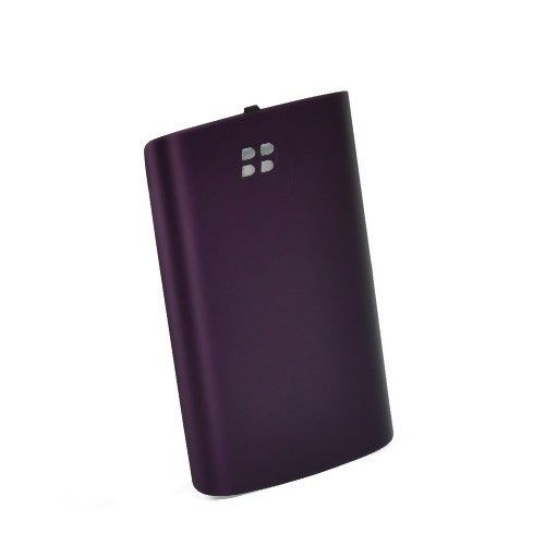 BlackBerry Pearl 9100 Back Door Battery Cover - Purple (OEM)