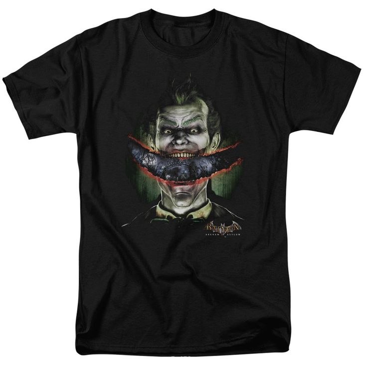 """Checkout our #LicensedGear products FREE SHIPPING + 10% OFF Coupon Code """"Official"""" Batman Aa / Crazy Lips - Short Sleeve Adult 18 / 1 - Batman Aa / Crazy Lips - Short Sleeve Adult 18 / 1 - Price: $29.99. Buy now at https://officiallylicensedgear.com/batman-aa-crazy-lips-short-sleeve-adult-18-1"""