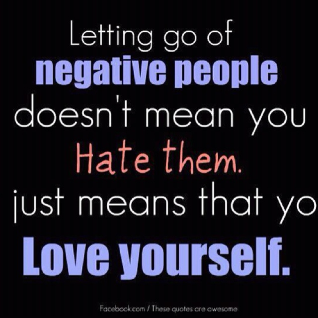 Free Yourself From Negative People Quote: Negative Person Quotes. QuotesGram