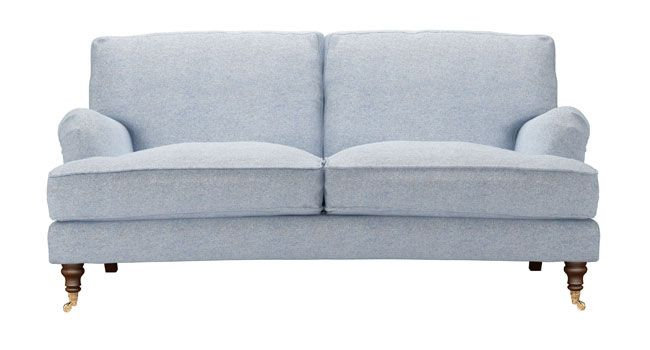 Fabric sofas | Classic English sofa | 2 and 3 seater sofas | Chaise
