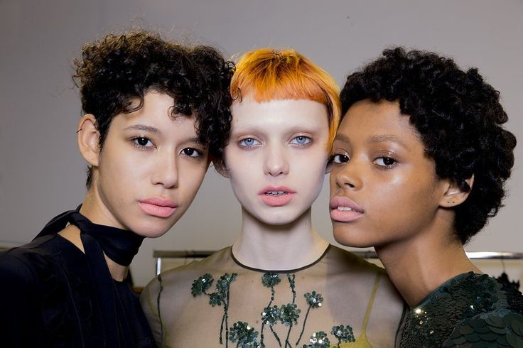Here is an inspiring Vogue article: The Changing Face of American Beauty