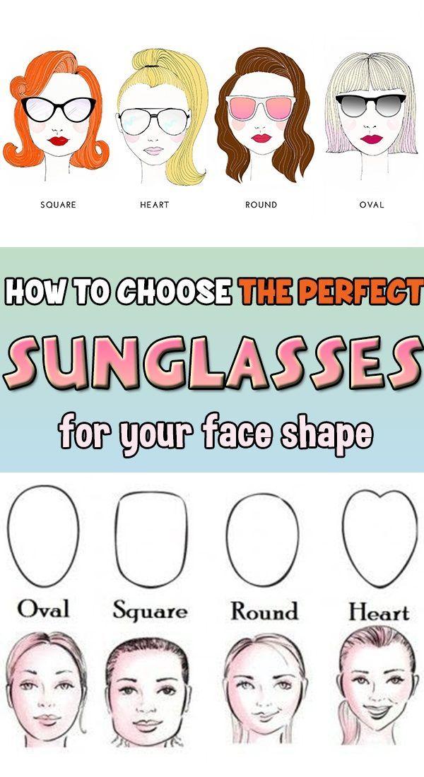 So Wahlen Sie Die Perfekte Sonnenbrille Fur Ihre Gesichtsform