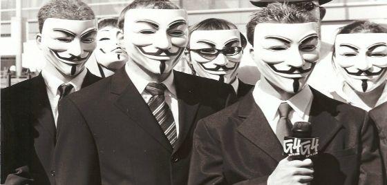 Guy Fawkes, un personaggio che diventa simbolo su #Si24