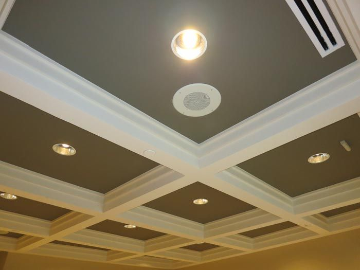Drywall Ceiling With Soffit Edge Google Search