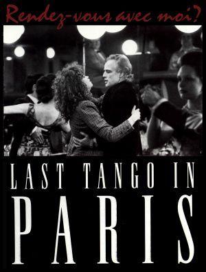 Ultimo tango a Parigi Poster