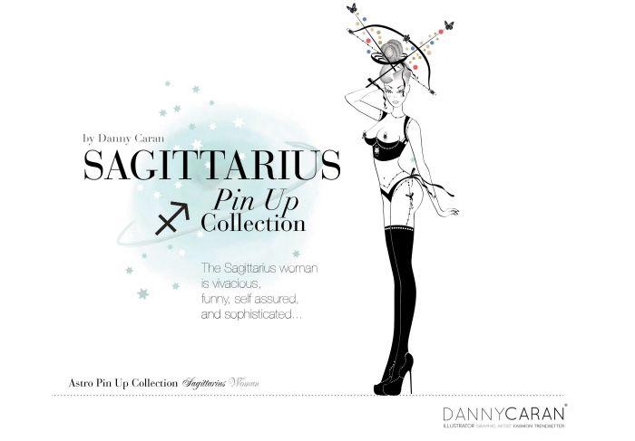 Astro Pin Up Collection #Sagittarius