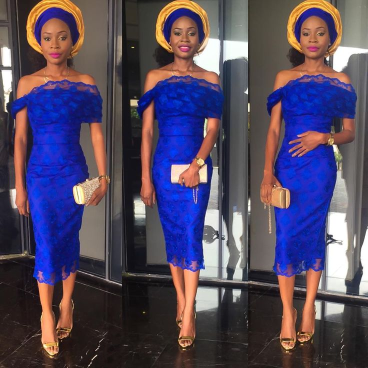 Heart-Appealing Aso Ebi Styles You Would Always Cherish - Wedding Digest Naija