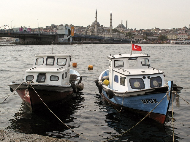 At the Golden Horn in Istanbul, 2010, via Flickr.