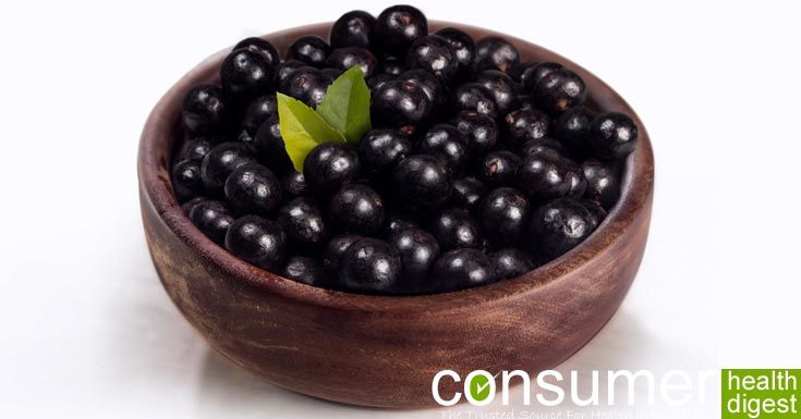 Acai Berry: Health Benefits, Side Effects And Interactions #berries #healthyfood