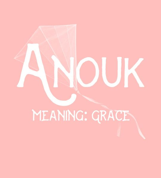 Anouk - Sweet and Strong Dutch Baby Names for Girls - Photos