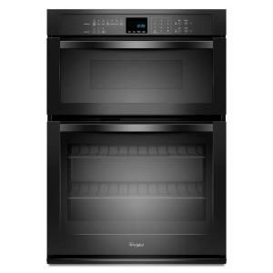 30 in. Electric Wall Oven with Built-In Microwave in Stainless Steel-WOC54EC0AS at The Home Depot