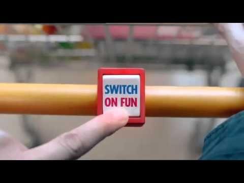 Carnival Cruise UK - Switch on Fun