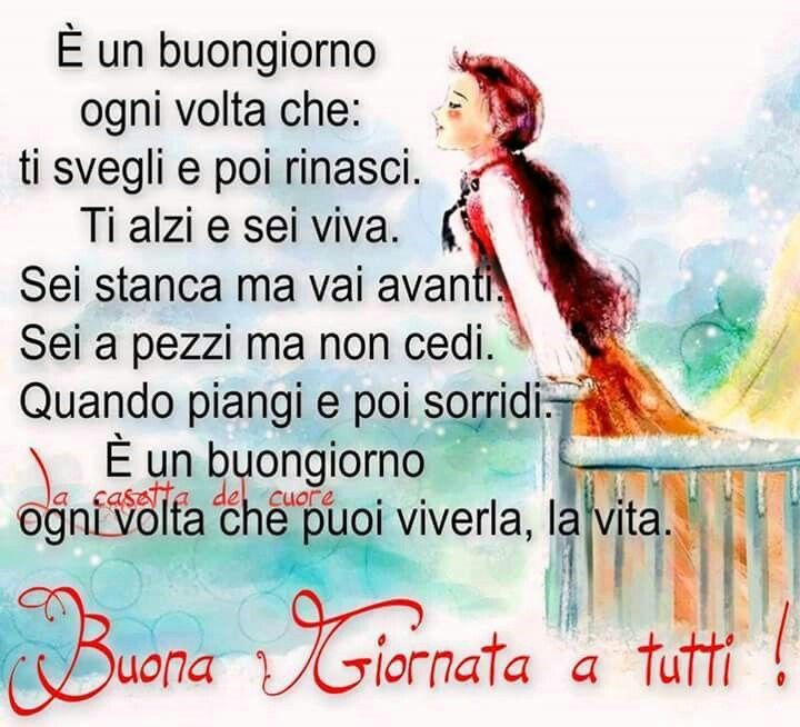 Eccezionale 441 best Buongiorno greetings images on Pinterest | Good morning  SV78