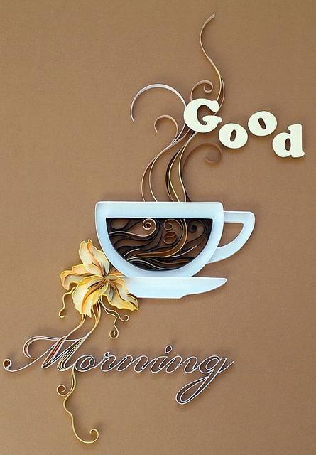 Jó reggelt kávé! :)