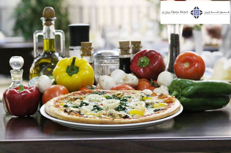 Love Pizzas? Enjoy our 'Pizza of the Month' - Seafood and Baby Spinach Pizza all this month at Al Diar Dana Hotel! For reservation, call Pizzeria Italiana on +971 2 645 6000