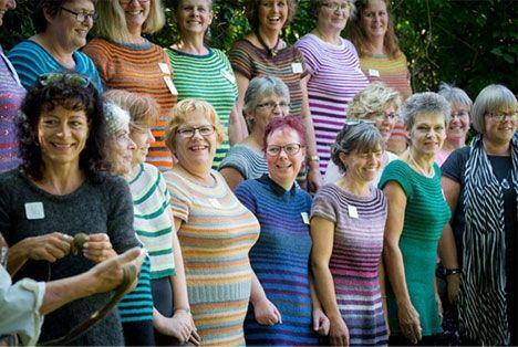 Hendes Verden-kjolen hitter på facebook og i Sydhavnen