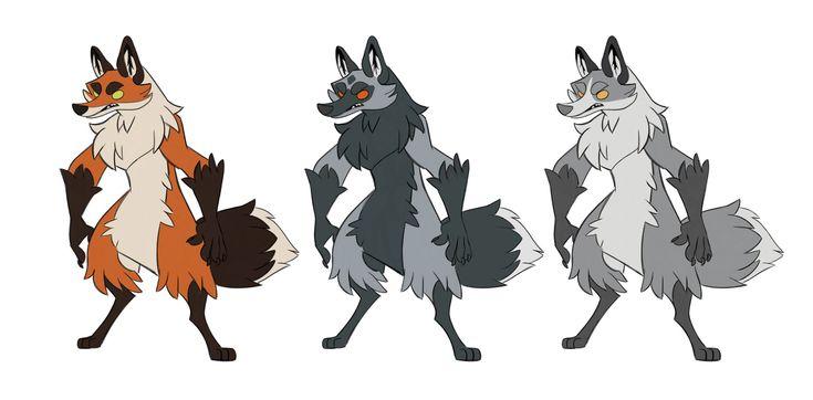 Artstation Fox Monster Royal Revolt 2 Kiersten Hale Monster Concept Art Revolt 2 Monster