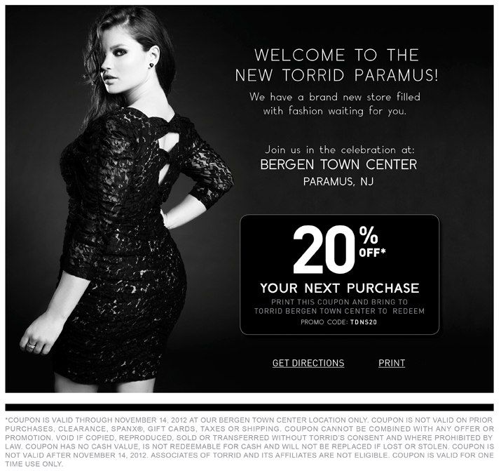 graphic relating to Torrid Printable Coupons identified as Torrid coupon codes printable 2018 / Knight discount codes
