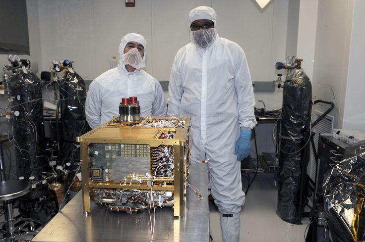 SAM Instrument at NASA Goddard Space Flight Center #nasa