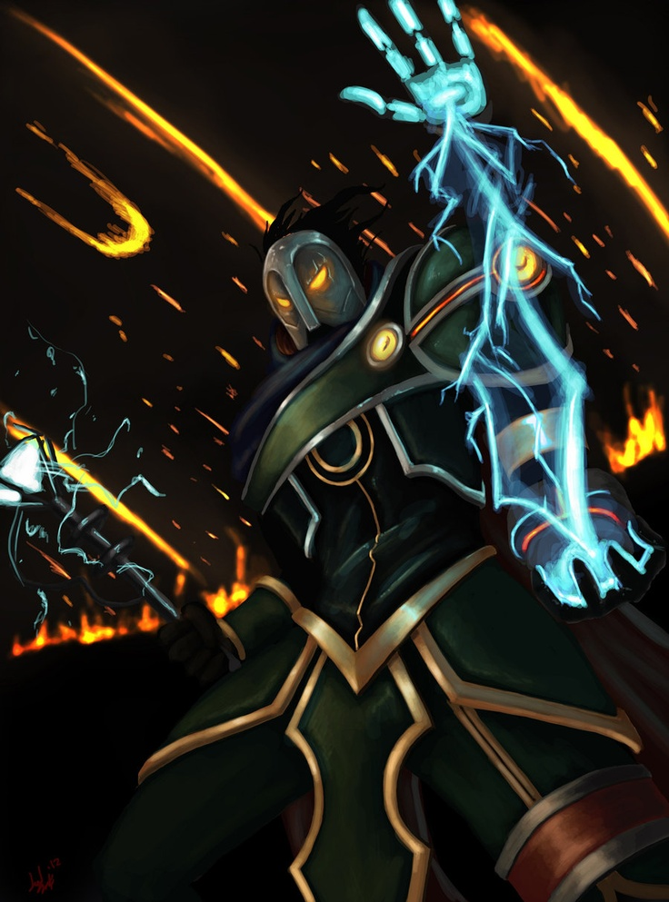 16 best images about Alistar on Pinterest | Horns, Posts
