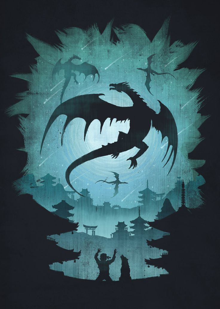 Fantasy Poster Design