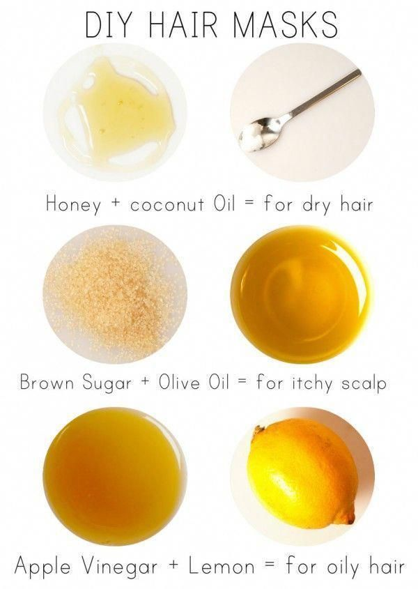 3 HAIR MASKS TO TRY AT HOME! For Dry Hair, Itchy o…
