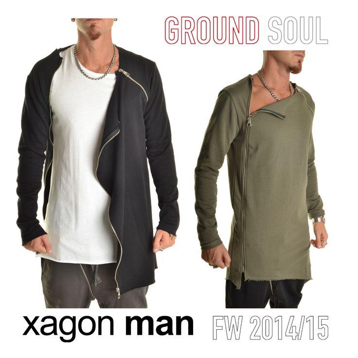 New shirt fw14 #xagonman #groundosoul