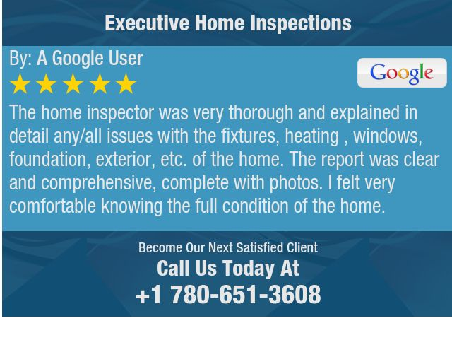 The home inspector was very thorough and explained in detail any/all issues with the...