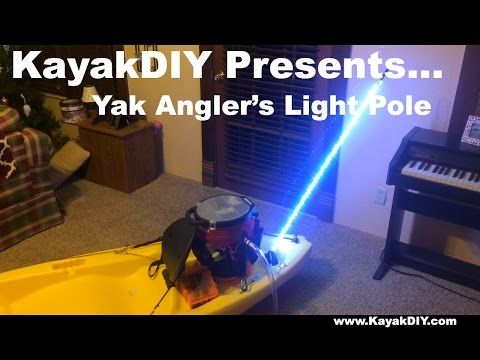17 best images about kayak lighting on pinterest | fishing, Reel Combo