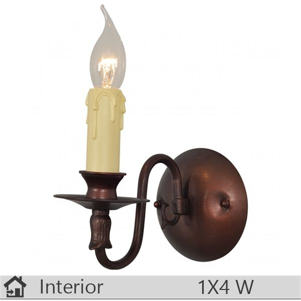 Imaginea Aplica iluminat decorativ interior Klausen, gama Royal, model AP1 http://www.etbm.ro/aplica-iluminat-decorativ-interior-klausen-gama-royal-model-ap1