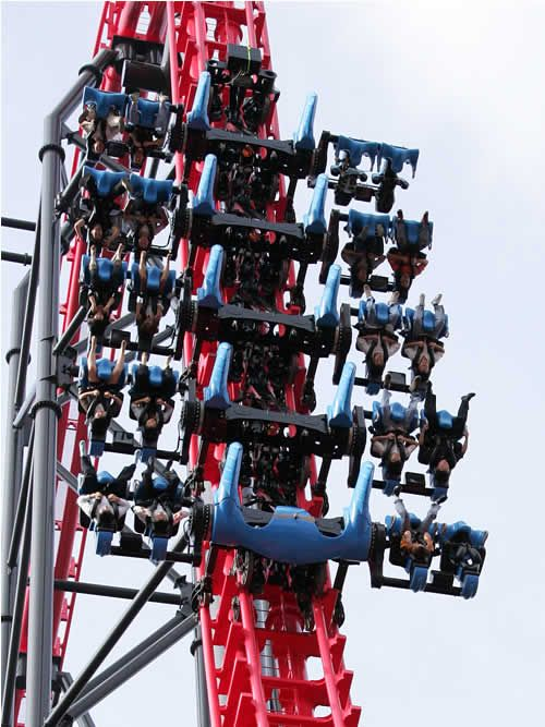 Best Roller Coasters Images On Pinterest Roller Coasters - Pedal powered skycycle rollercoaster japan amazing