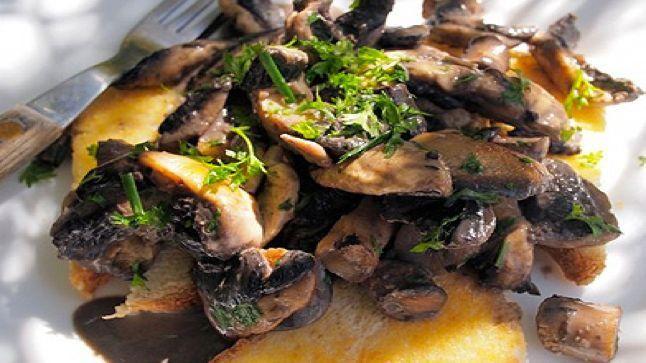 Mushroom dish Diet
