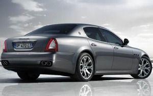 2009 Maserati Quattroporte S Sedan