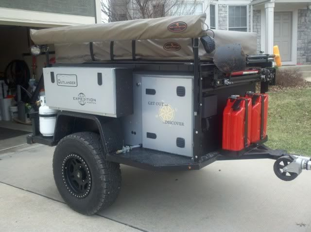 Off Road / Camping Trailer