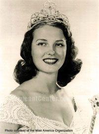 miss america winners   Miss America Pageant winner in 1953, Neva Langley, Miss Georgia ...