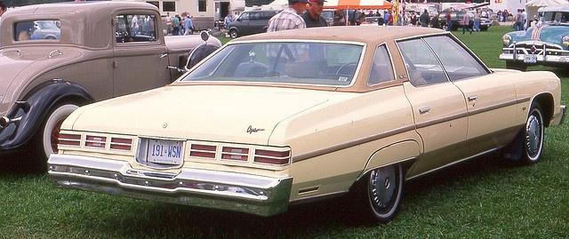1976 Chevrolet Caprice Classic 4 door hardtop | Chevrolet ...