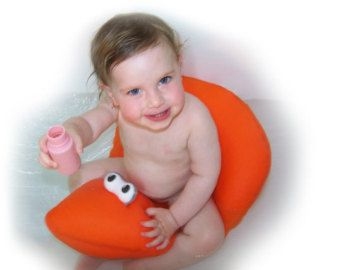 Tuby Baby Bath Seat Ring Chair Tub Seats Babies Safety by Pomfitis