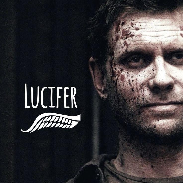 Lucifer Supernatural My Edit Give Credit -hunter_doctor